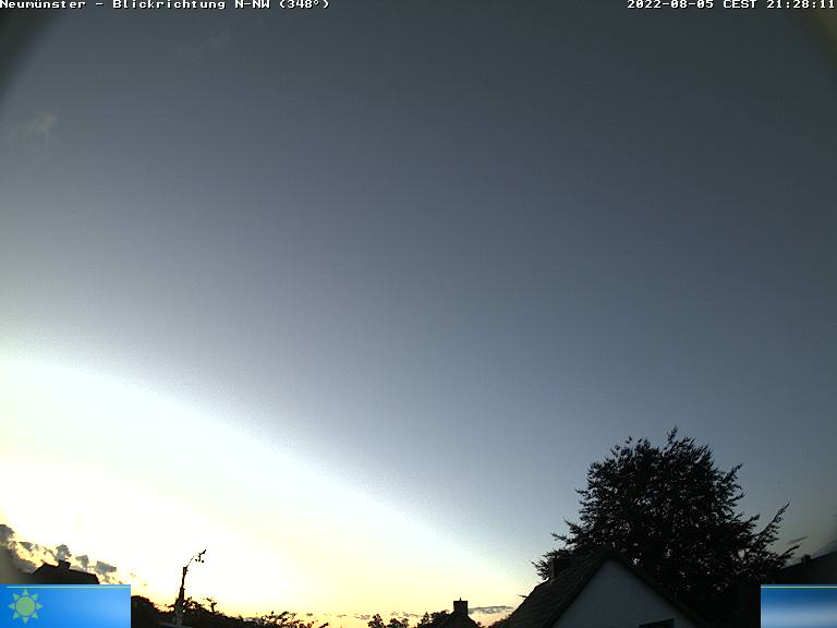 Neumünster Weather Cam 1